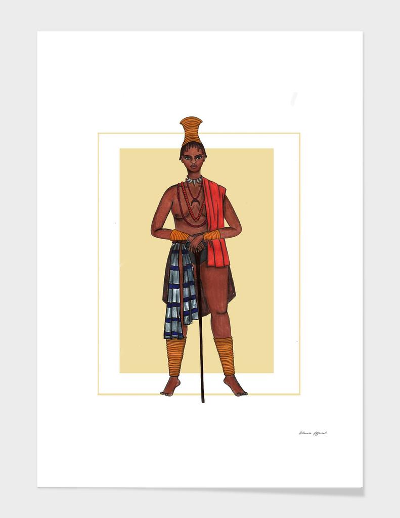 Igbo Woman #1