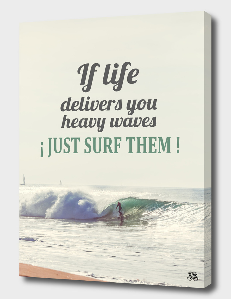 SURF THEM