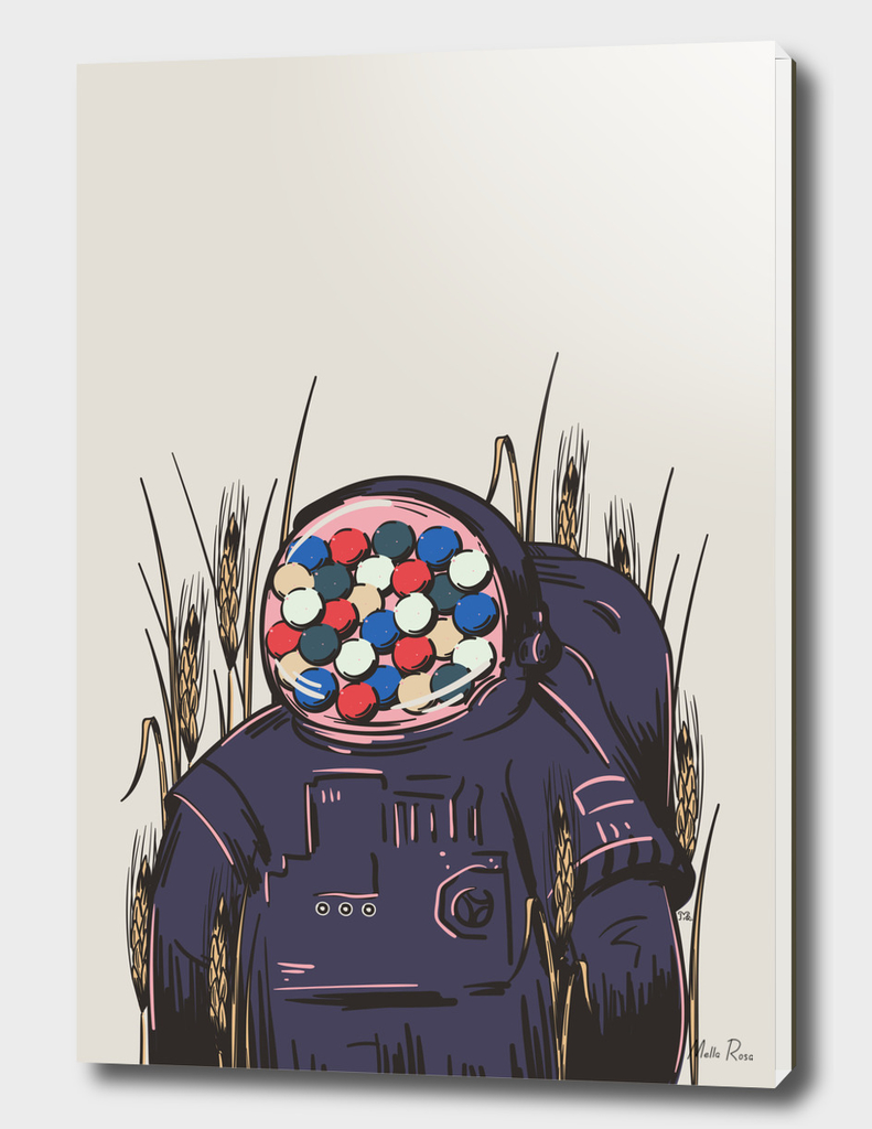 candy astronaut