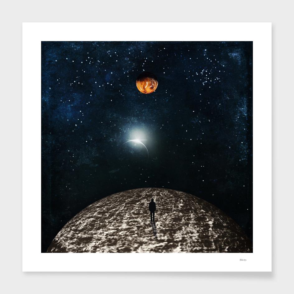 aLone cosmic solitude