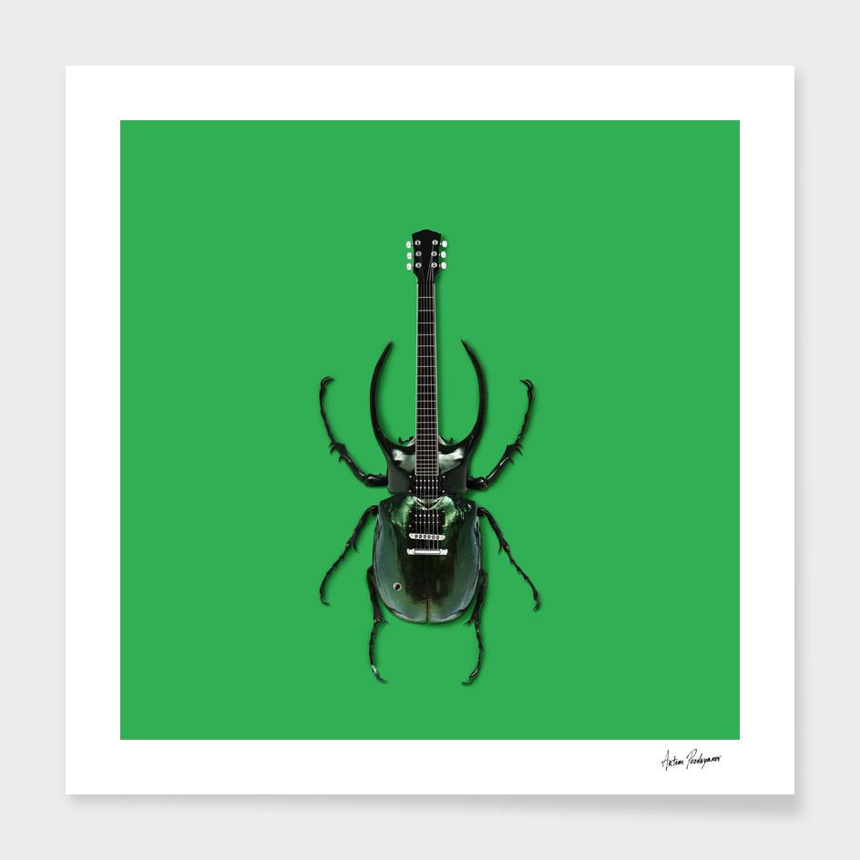 Bug Guitar