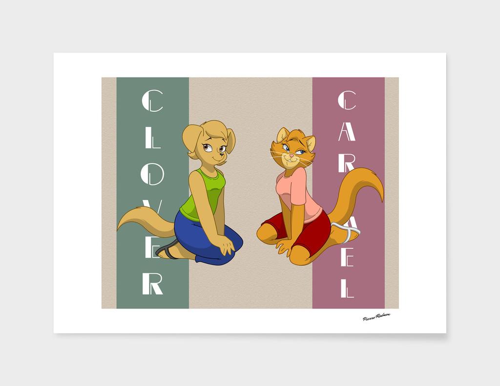 Clover & Caramel