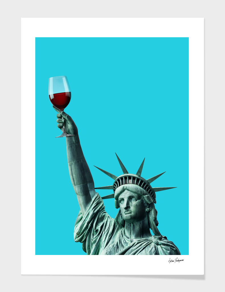 Liberty of drinking