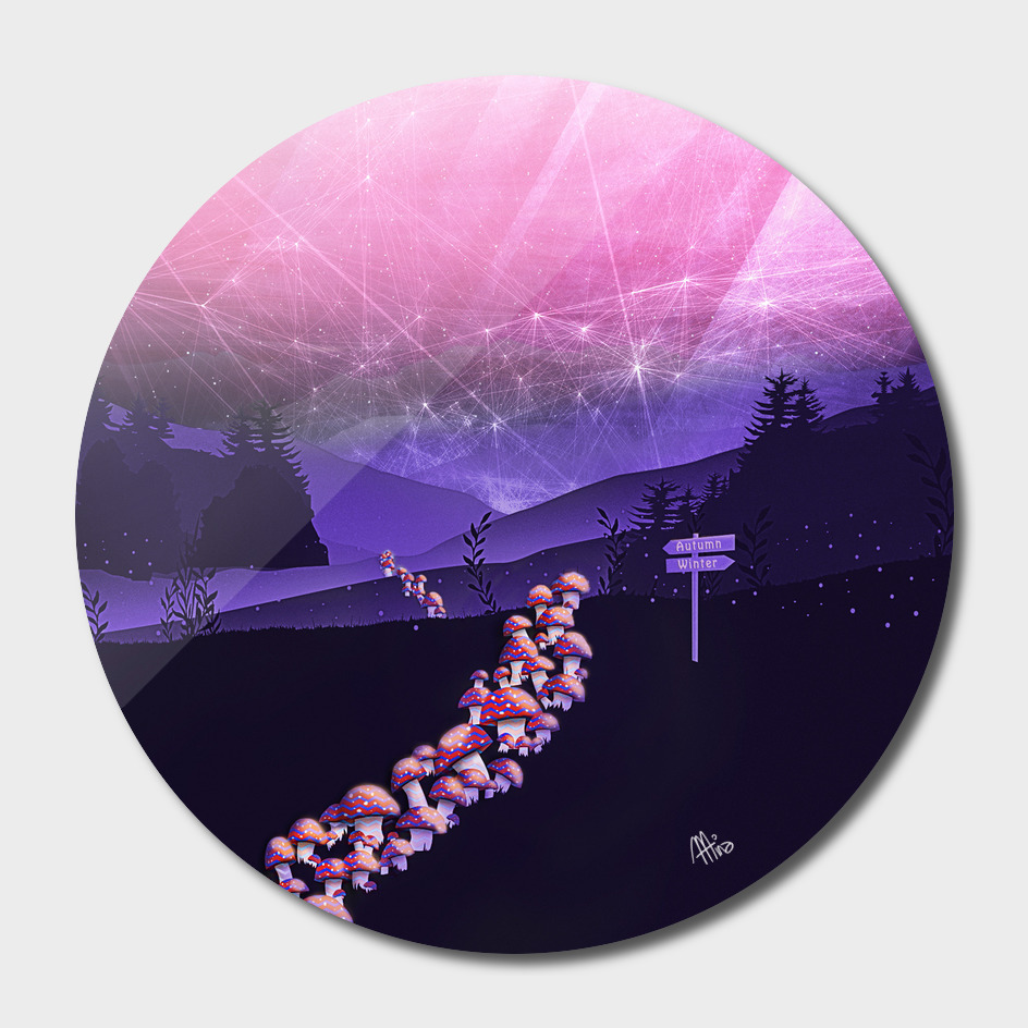 Mushroom Wanderlust