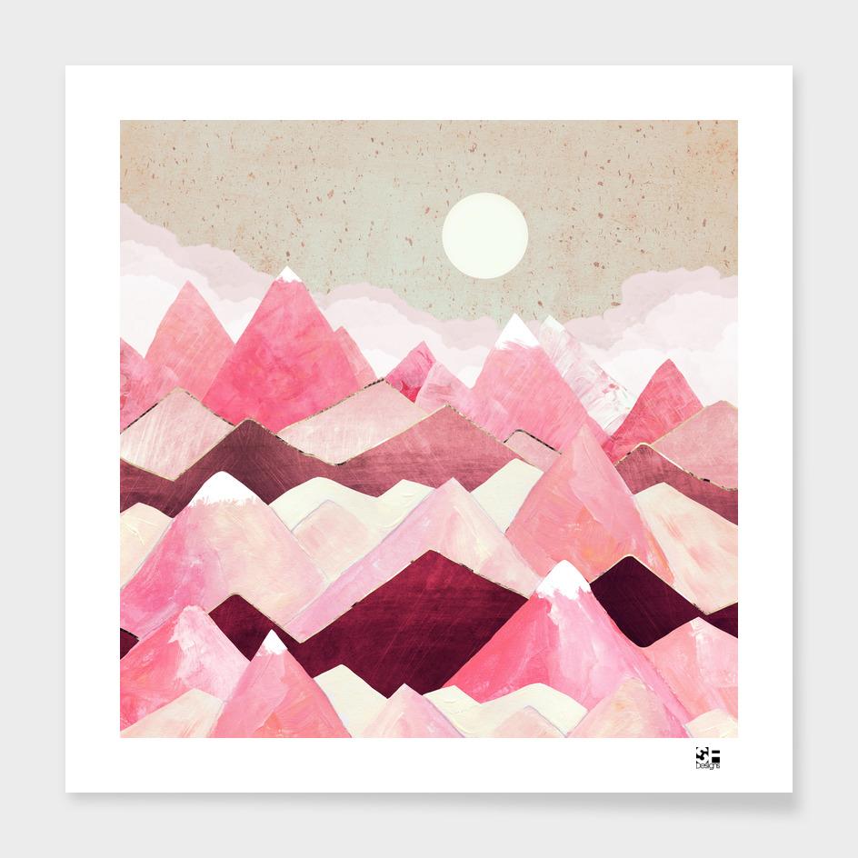 Blush Berry Peaks