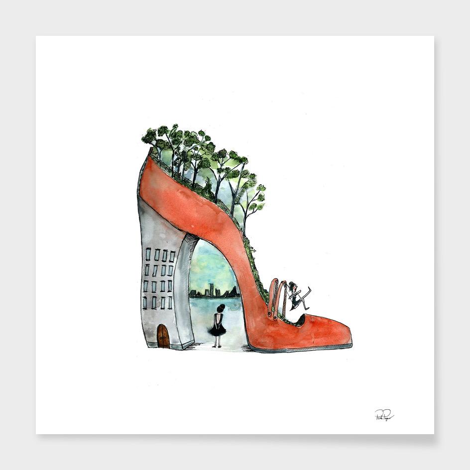 shoescape