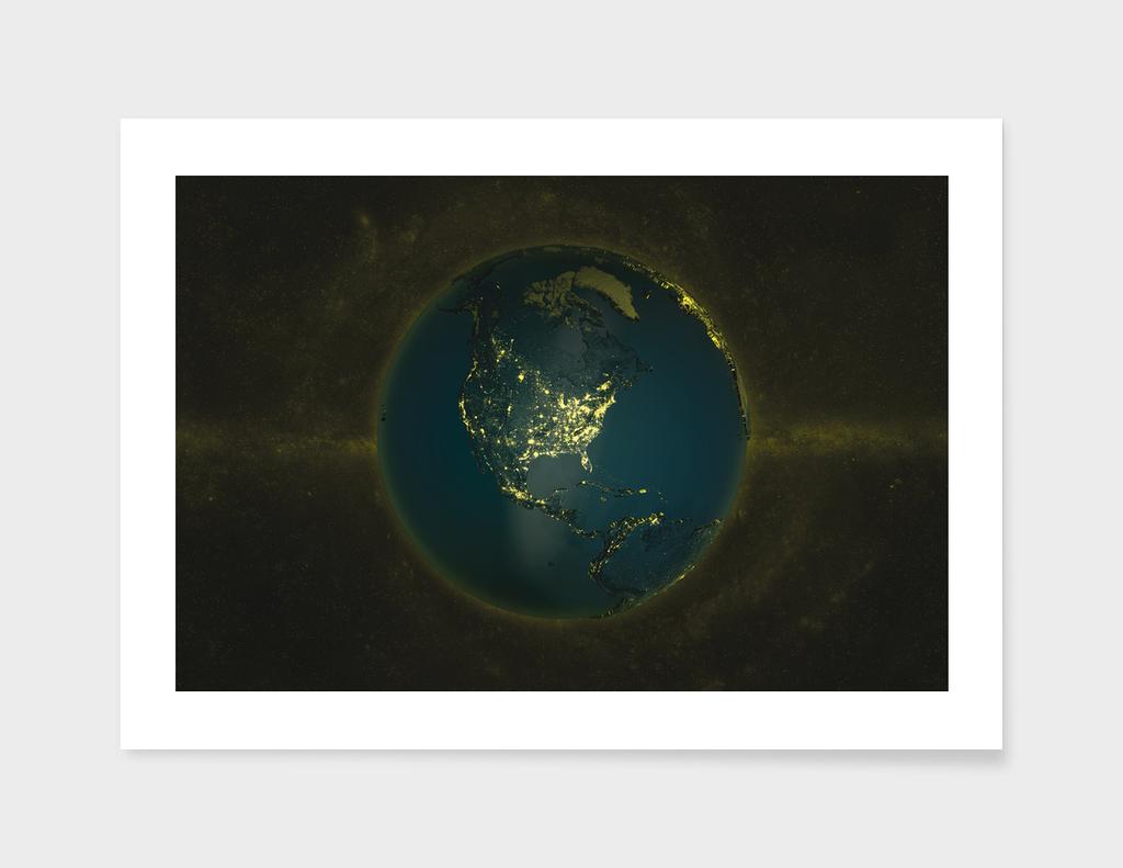 Globe Lights America