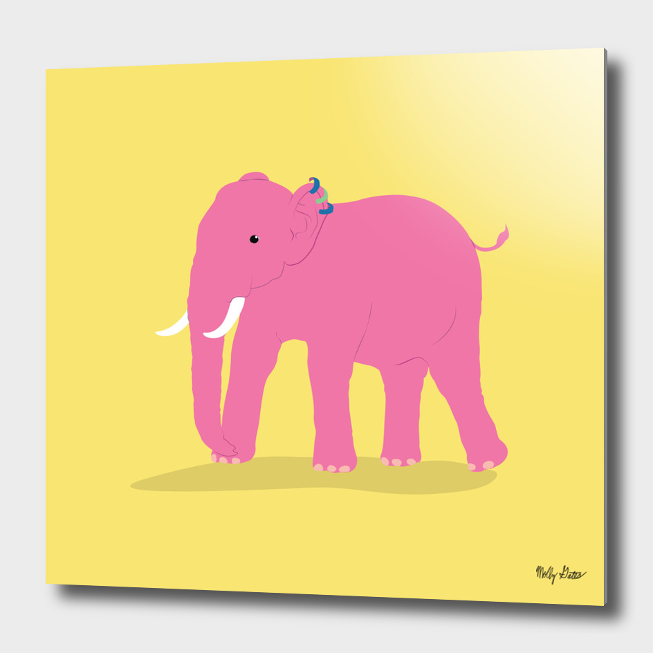 Elephant With People Ears