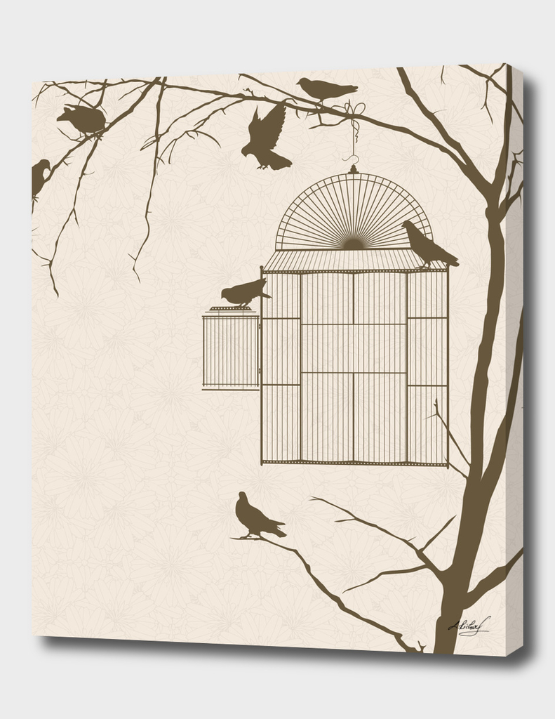 Pigeons free