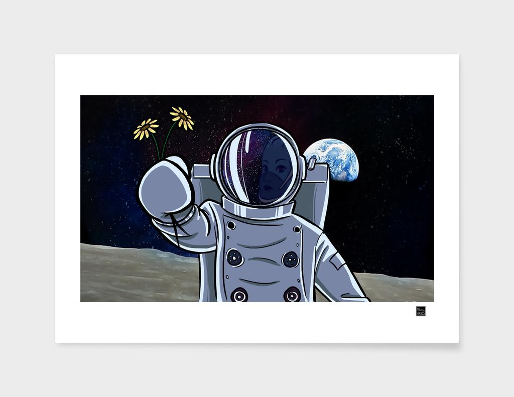 sweet astronauta