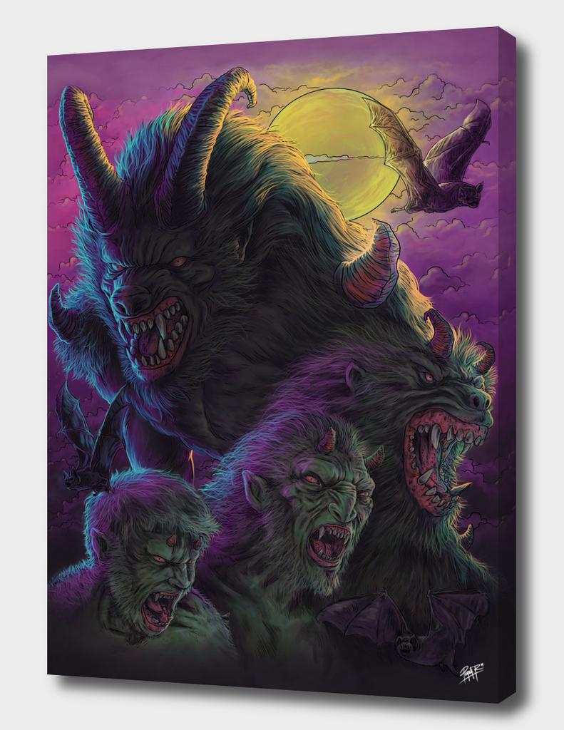 Devil Wolfman