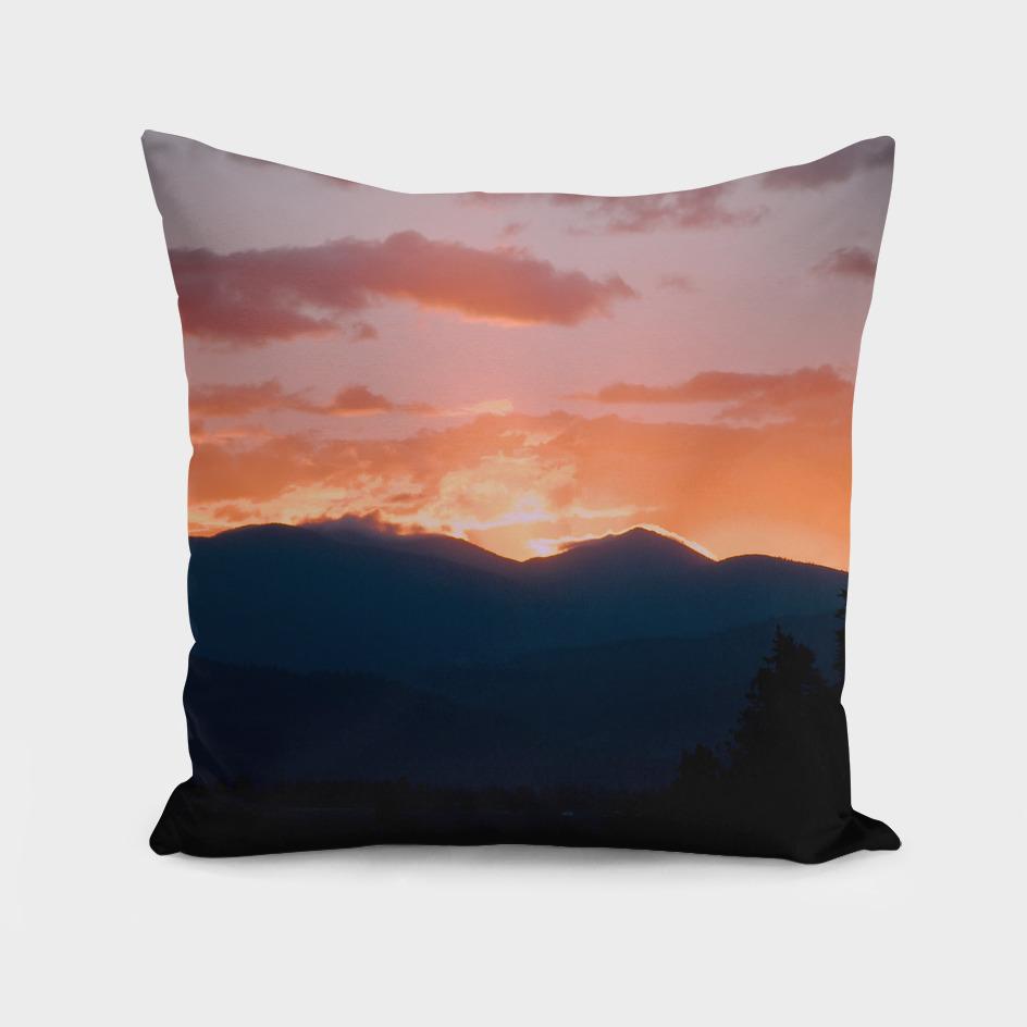 Sherman Pass Sunset