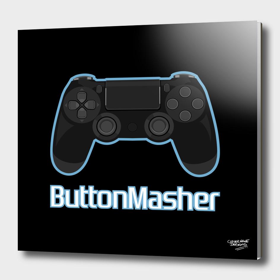 Button masher.