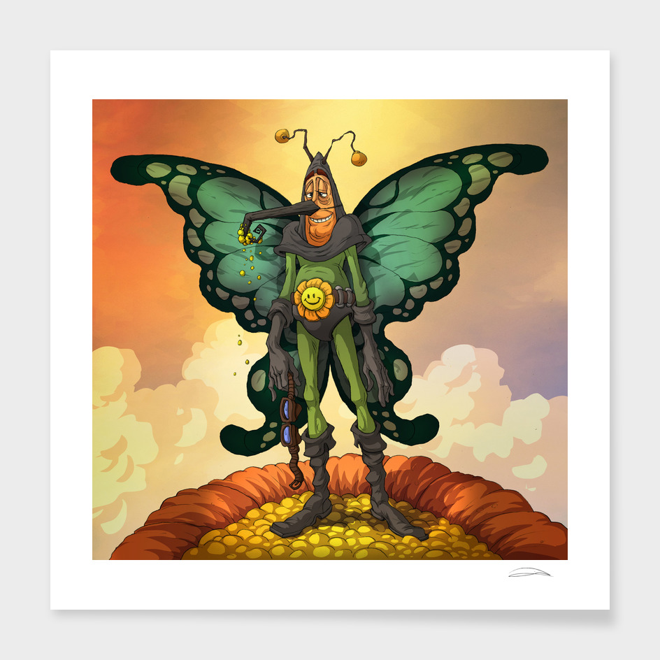 Aviator Pollinator