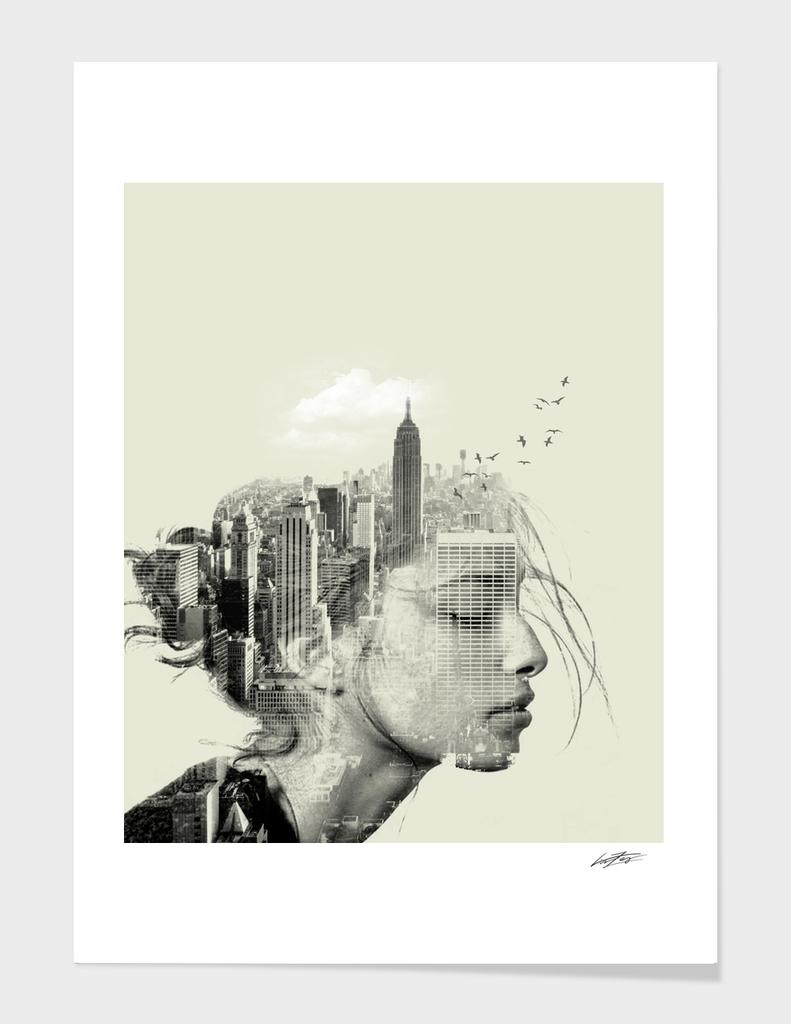 Reflection, New York City