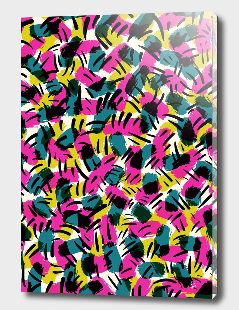 Kate Tribal Abstract