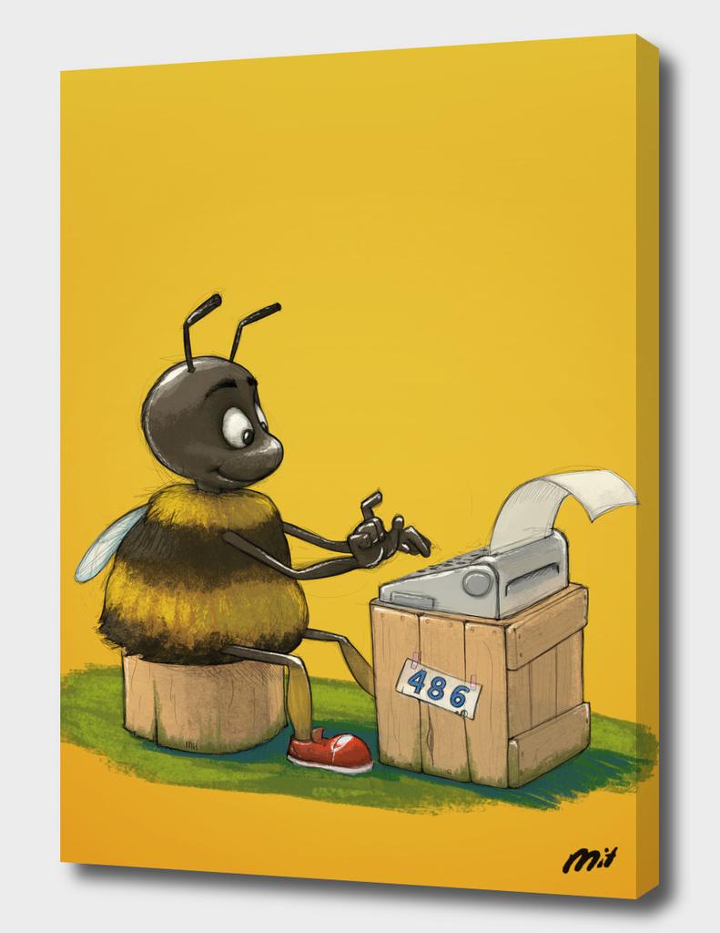 bumblebee writer