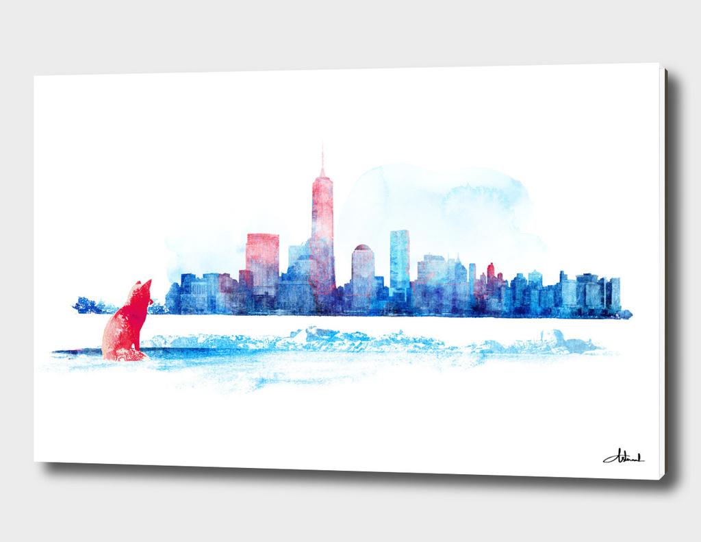 New York City Coast