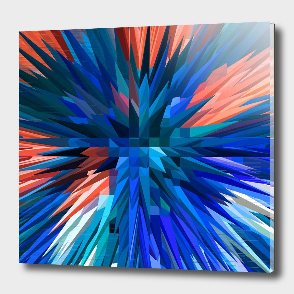 BLUE-EXPLOSION