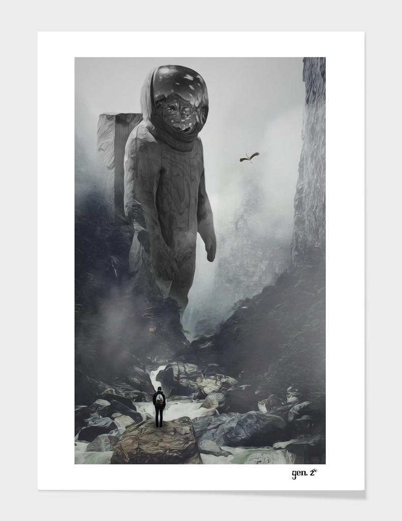 GOD Is An Astronaut by GEN Z