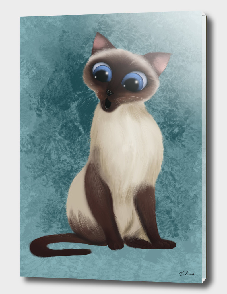The Siamese surprise.