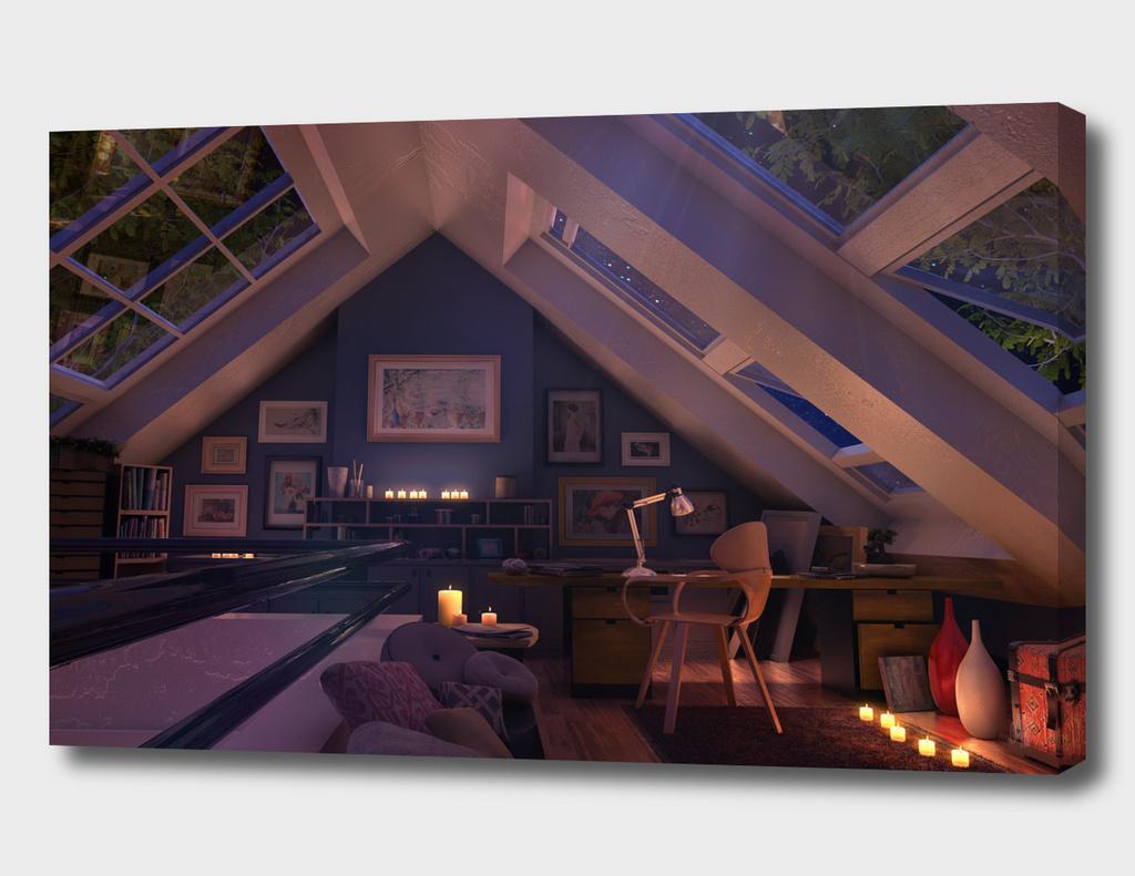 night attic