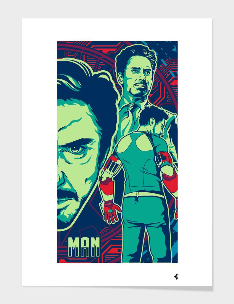 Ironman wallpaper 2