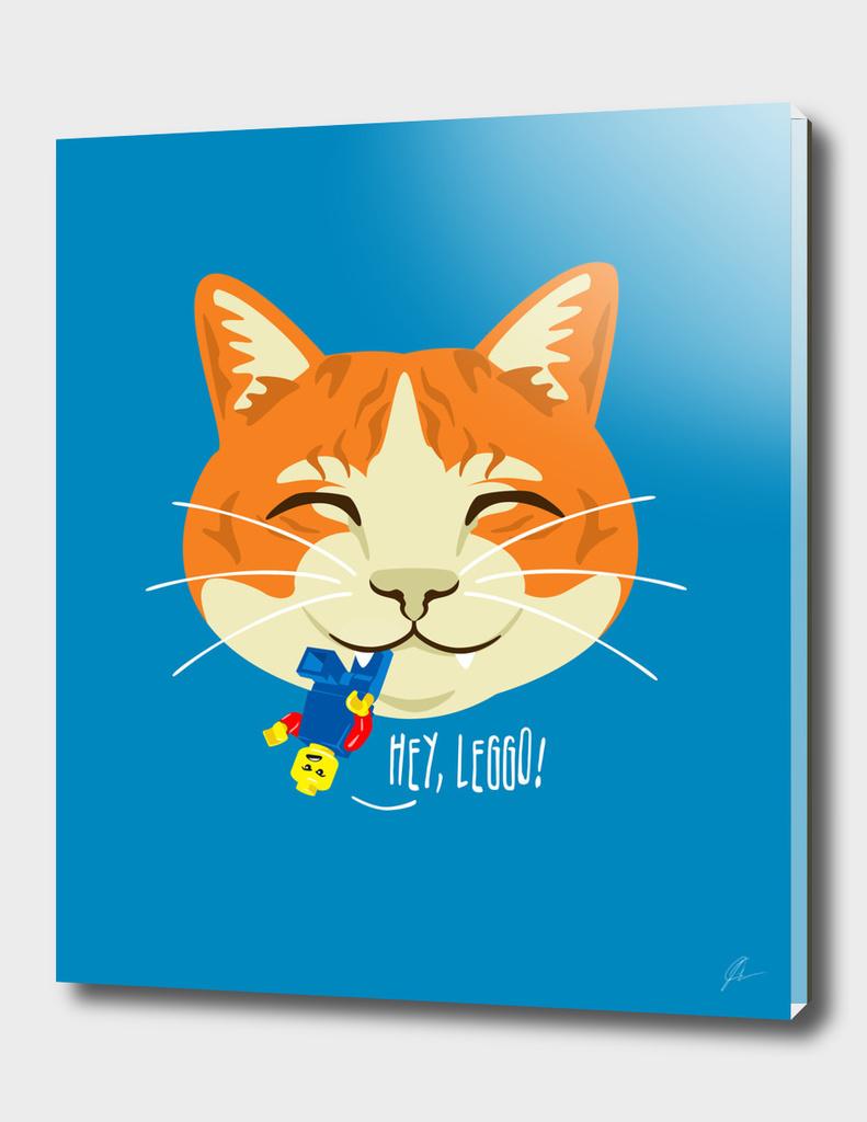 Hey, Leggo!