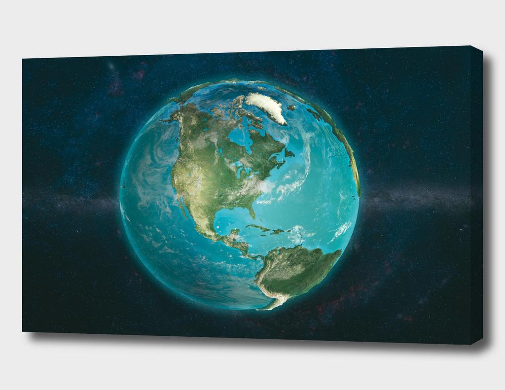 Globe Physical America