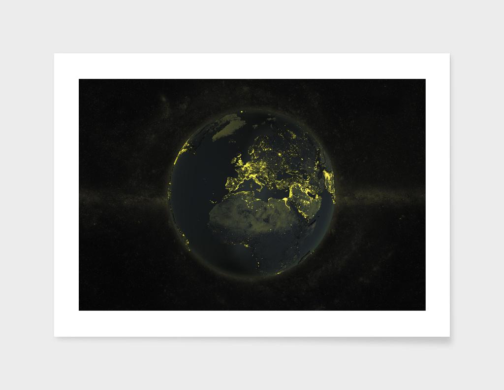 Globe Lights Europe