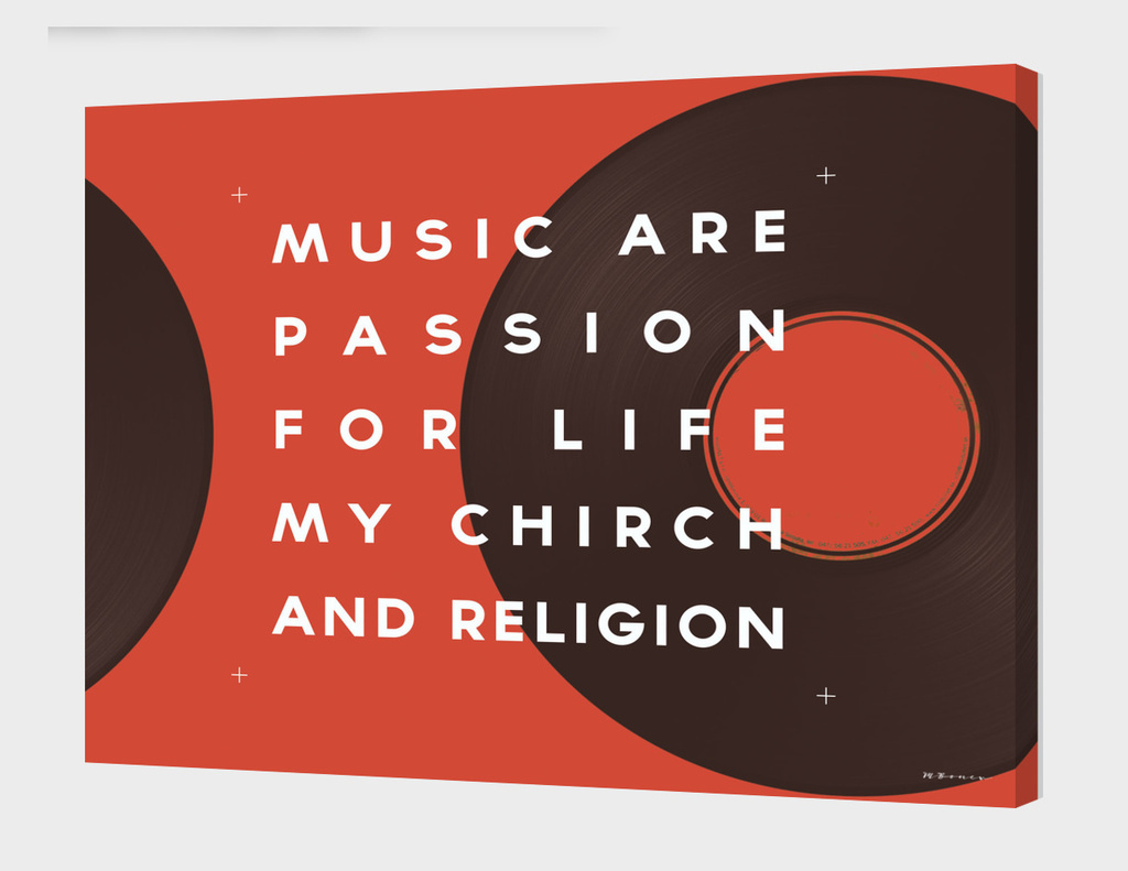 Music are Passion