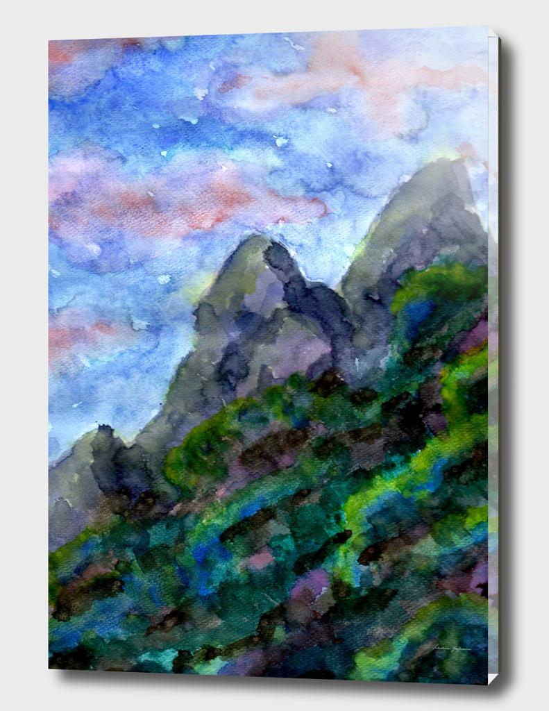 Sundowner Mountains