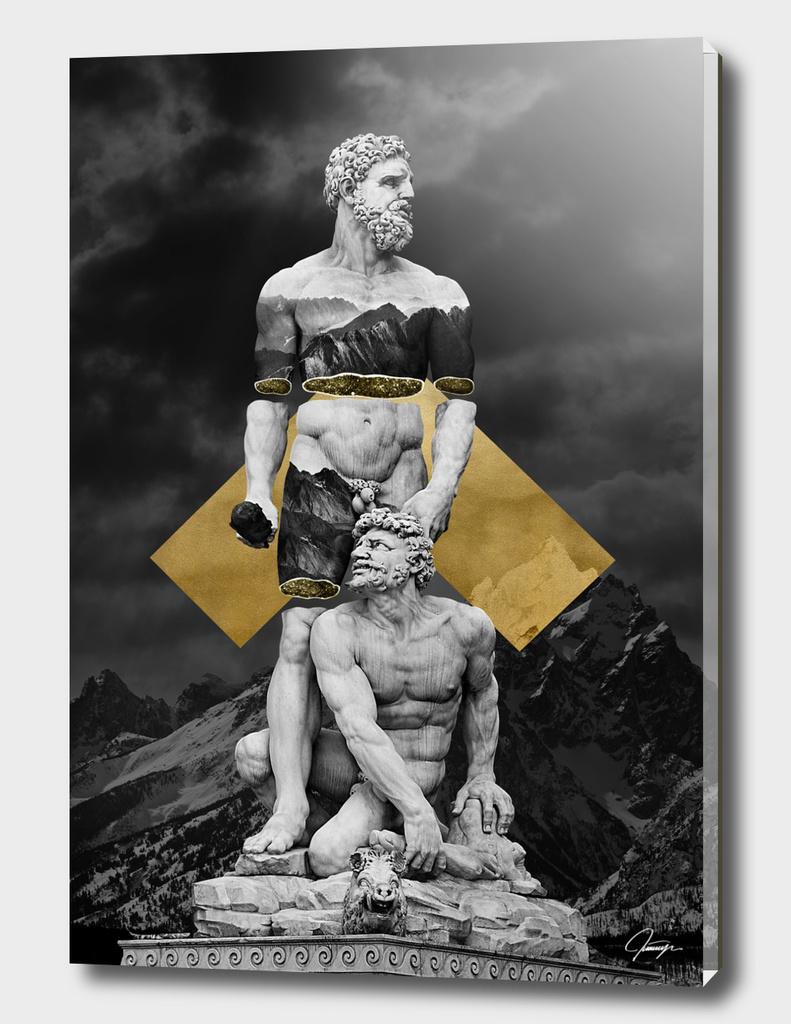 Hercules & Cacus