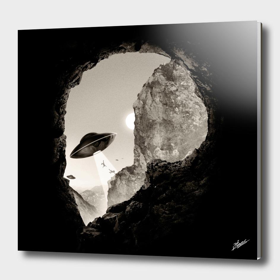 Alien's Head