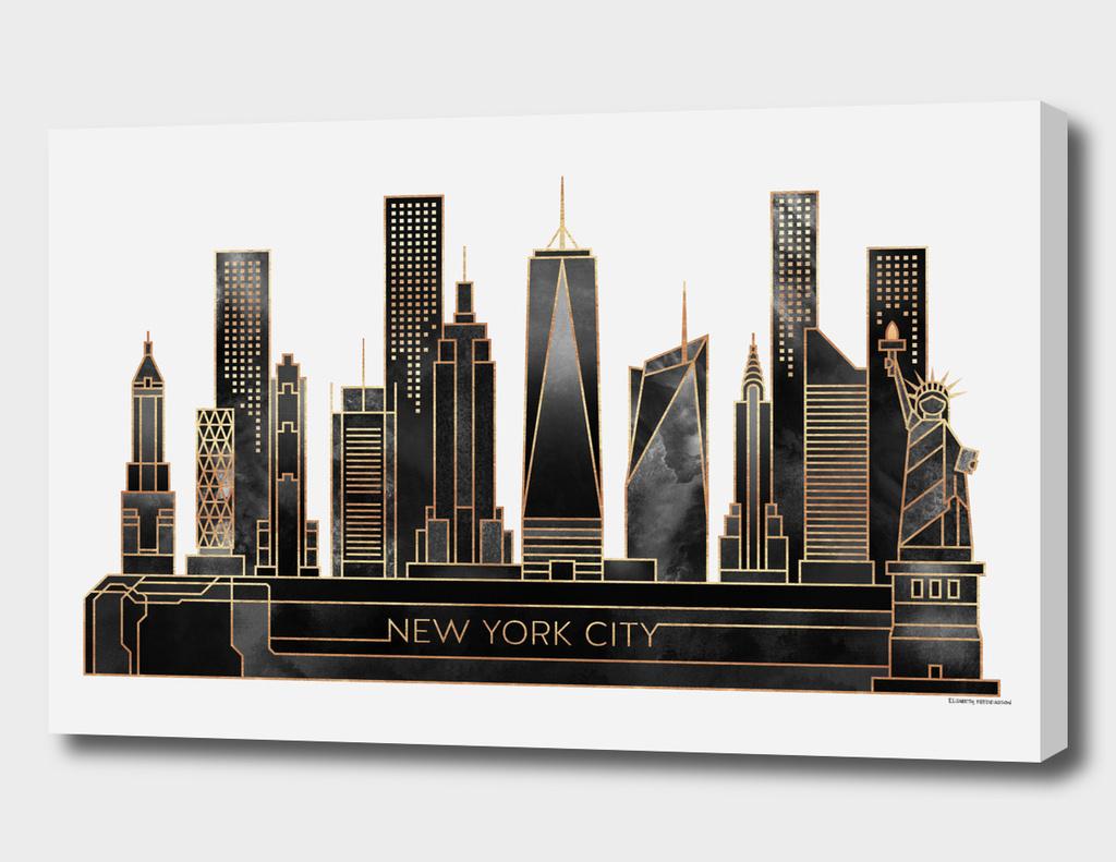 NYC - Black