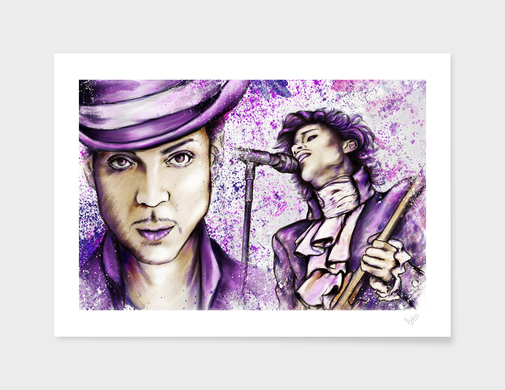To the Artist Known as Prince