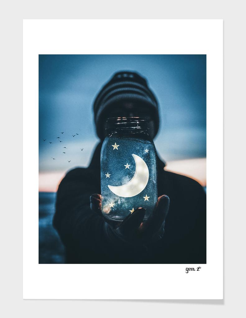 Moon Jar by GEN Z