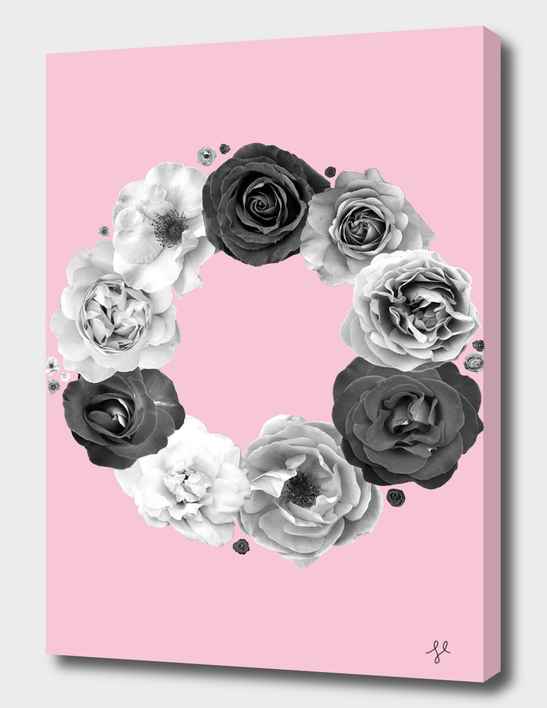 Rose Wreath II