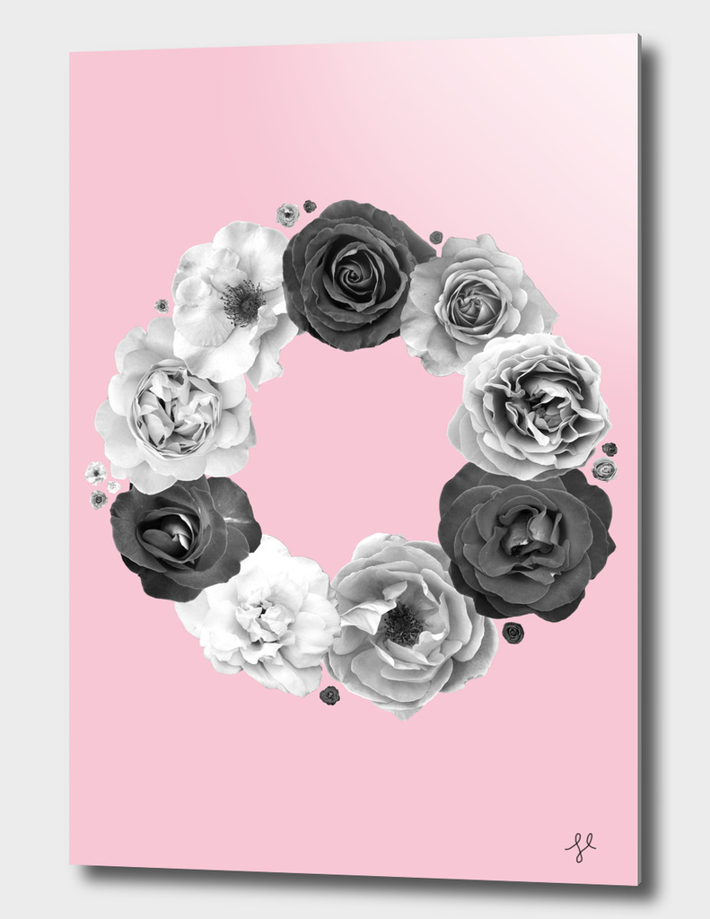 Rose Wreath II