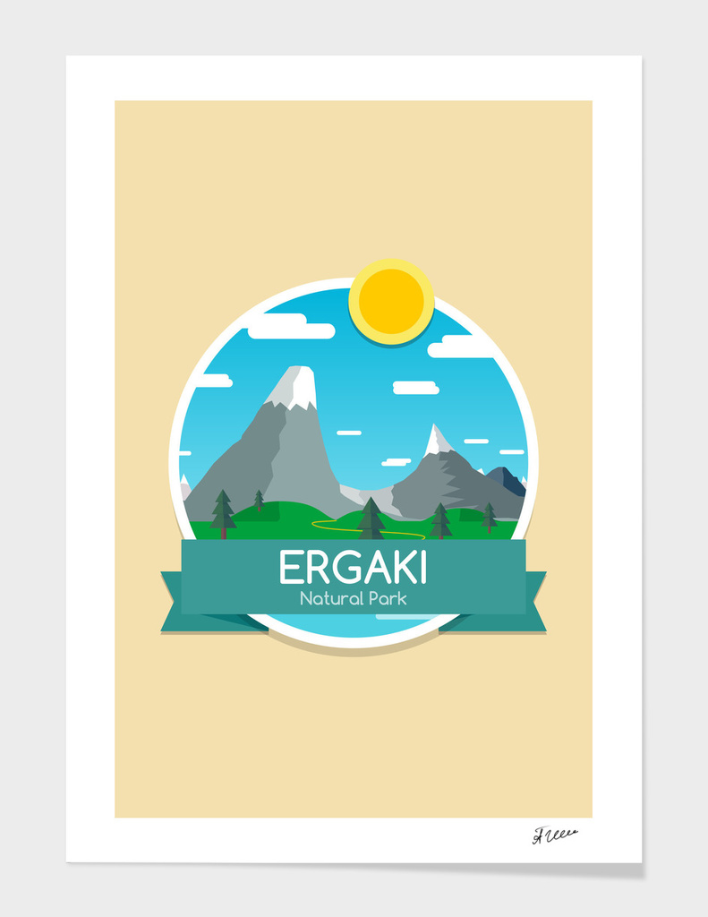 Ergaki Park