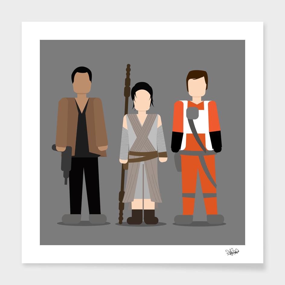 Star Wars Trio 3