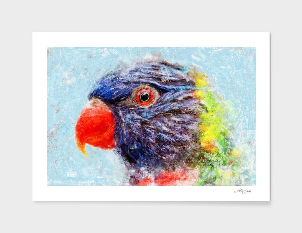 Artistic XL - Parrot Art -  / NE