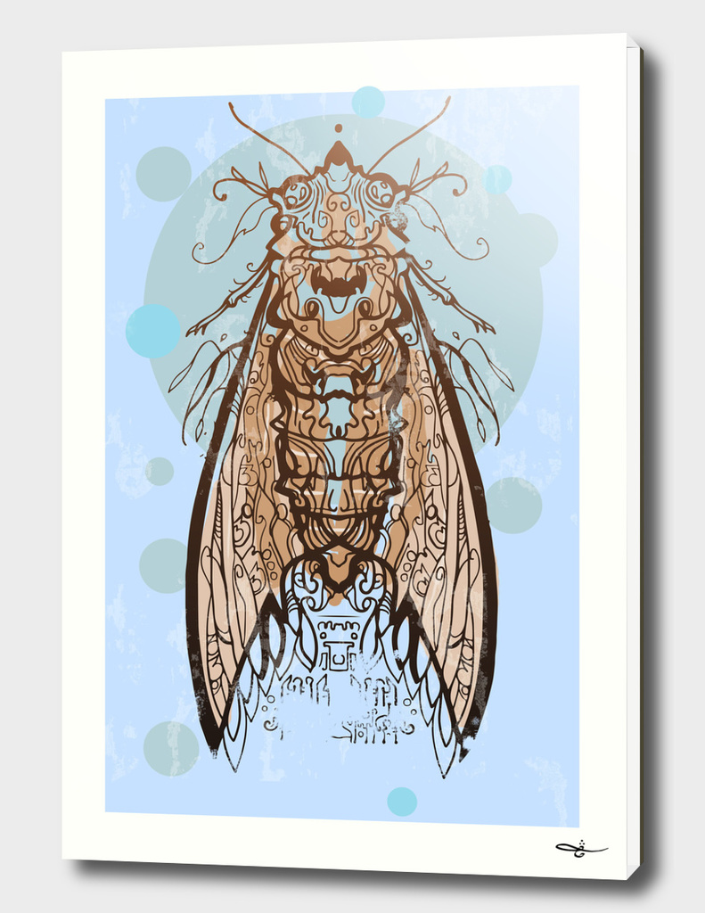 Cicada 3310