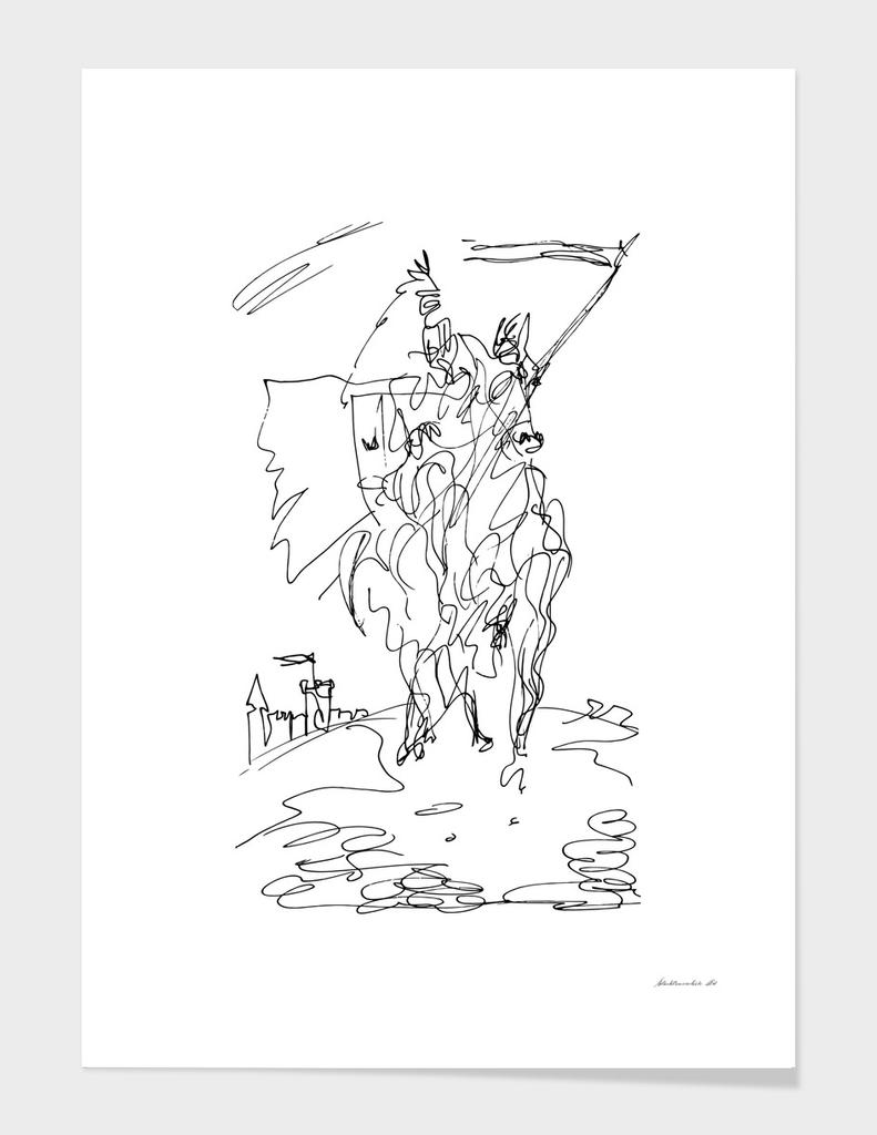 Medieval Rider