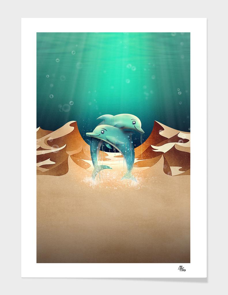 Dolphin Desert