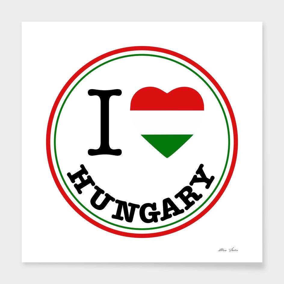 I LOVE Hungary,