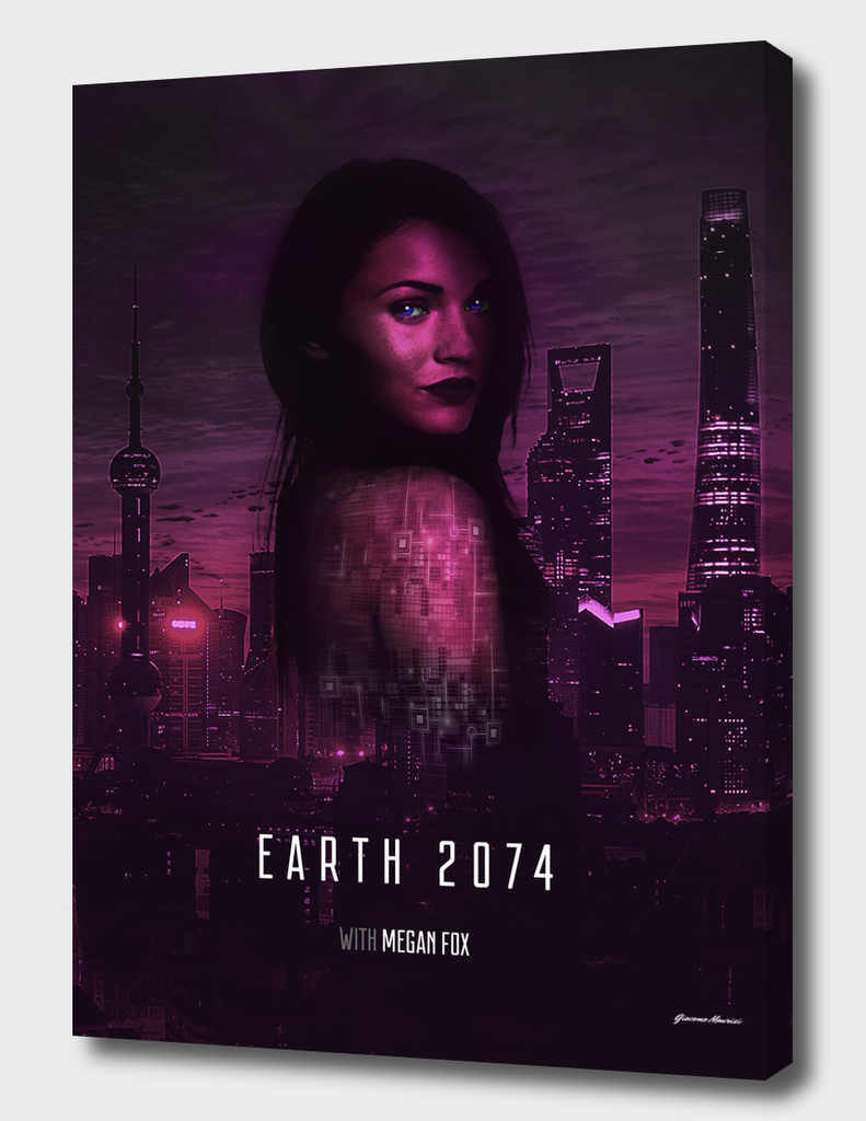 Megan Fox - Earth 2074