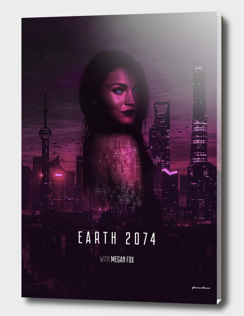 Megan Fox - Earth 2074
