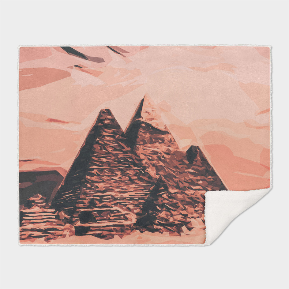 pyramid egypt monumental