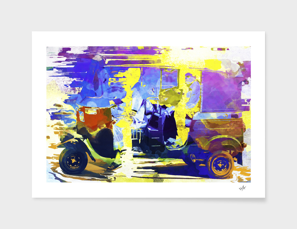 Auto Tuktuk